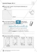 Gemischte Übungen zur schriftlichen Addition und Subtraktion Preview 1