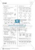 Gemischte Übungen zur schriftlichen Addition und Subtraktion Preview 5