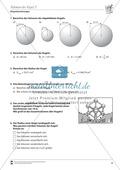 Körperberechnungen: Volumen der Kugel Preview 2