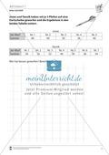 Daten und Zufall: Den Mittelwert kennenlernen und berechnen Preview 1