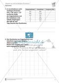 Trigonometrie: Tangens an rechtwinkeligen Dreiecken berechnen Preview 1