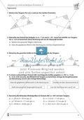 Trigonometrie: Tangens an rechtwinkeligen Dreiecken berechnen Preview 2