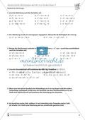 Quadratische Gleichungen mit Hilfe der p-q Formel lösen Preview 2