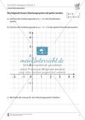 Graphische Lösungsverfahren für lineare Gleichungssysteme Preview 1