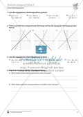 Graphische Lösungsverfahren für lineare Gleichungssysteme Preview 2