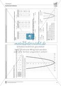 Aufgaben zur Einführung quadratischer Funktionen Preview 3