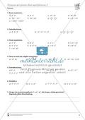 Potenzrechnung: Potenzen mit gleicher Basis multiplizieren Preview 2