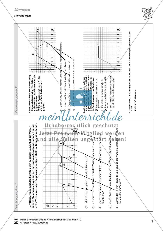 Fein Mathe Graphen Arbeitsblatt Zeitgenössisch - Super Lehrer ...