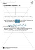 Zuordnungen: Aufgaben zu antiproportionalen Zuordnungen Preview 1