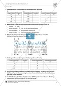 Zuordnungen: Aufgaben zu antiproportionalen Zuordnungen Preview 2