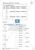 Handlungsorientierung: Bastelanleitung für eine Sanduhr und Messaufträge Preview 10