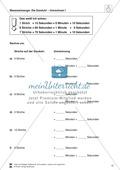 Handlungsorientierung: Bastelanleitung für eine Sanduhr und Messaufträge Preview 9