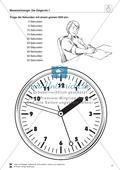 Messaufträge zum Ablesen und Darstellen der Uhrzeit auf einer Zeigeruhr Preview 1