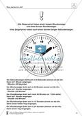 Messaufträge zum Ablesen und Darstellen der Uhrzeit auf einer Zeigeruhr Preview 7