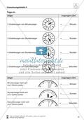 Messaufträge zum Ablesen und Darstellen der Uhrzeit auf einer Zeigeruhr Preview 9