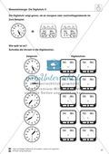 Messaufträge zum Ablesen und Darstellen der Uhrzeit auf einer Digitaluhr Preview 2