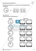 Messaufträge zum Ablesen und Darstellen der Uhrzeit auf einer Digitaluhr Preview 3