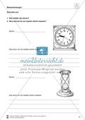 Mathematik, Größen & Messen, Messen, Ablesen, Zeit, Zeiteinheiten