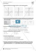 Lineare Funktionen: Ermittlung von Nullstellen Preview 2