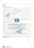 Zentrische Streckung: Konstruktion zentrischer Streckung mit negativem Faktor Preview 2
