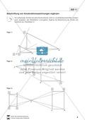 Zentrische Streckung: Bezeichnung und Beschriftung von Konstruktionsmerkmalen Preview 1