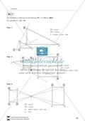 Zentrische Streckung: Bezeichnung und Beschriftung von Konstruktionsmerkmalen Preview 2