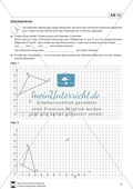 Mathematik, Raum & Form, Geometrie, zentrische Streckung, Konstruktion
