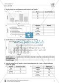 Daten und Zufall: Schaubilder lesen und sinnvoll Daten entnehmen Preview 2