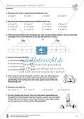 Teilbarkeit: Aufgaben zur Wiederholung und Übung des kleinsten gemeinsamen Vielfachen (kgV) Preview 2