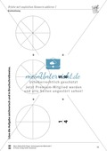 Mathematik, Zahlen & Operationen, Arithmetik, Bruchrechnung, addition
