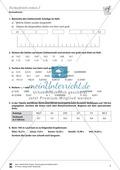 Dezimalbrüche: Ordnen von Dezimalbrüchen auf dem Zahlenstrahl Preview 2