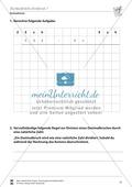 Mathematik, Zahlen & Operationen, Grundrechenarten, Arithmetik, Division, Dezimalzahlen