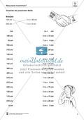 Längeneinheiten Meter und Zentimeter- Wege messen und vergleichen Preview 4
