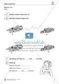 Längeneinheiten Meter und Zentimeter- Wege messen und vergleichen Preview 6