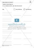 Längeneinheiten Meter und Zentimeter- Wege messen und vergleichen Preview 8