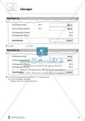 Mathematische Alltagskompetenz: Kosten für die Fahrschule erkennen und berechnen Preview 3