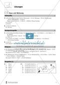 Mathematsche Alltagskompetenz: Die Wohnung vermessen Preview 3