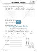 Mathematik, Zahlen & Operationen, Grundrechenarten, Einmaleins, Multiplikation, einmaleins Reihen, 1 mal 1