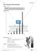 Arithmetik: Sachaufgabe für gute Schüler - Häckenwachstum, dass sich jedes Jahr verdoppelt Preview 2