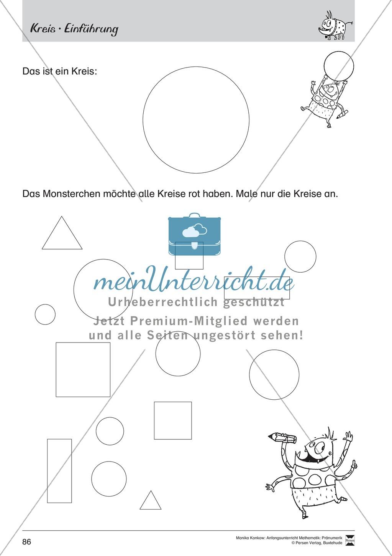 Berühmt Einstieg In Formen Arbeitsblatt Antworten Bilder - Mathe ...