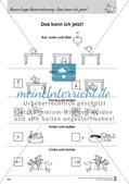 Mathematik_neu, Primarstufe, Raum und Form, Orientierung im Raum, Räumliche Beziehungen, Räumliches Vorstellungsvermögen, Pränumerik