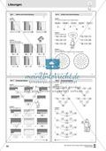 Kopiervorlagen mit praktischen Aufgaben zur Addition Preview 10