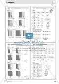 Kopiervorlagen mit praktischen Aufgaben zur Addition Preview 11