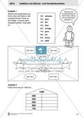 Kopiervorlagen mit praktischen Aufgaben zur Addition Preview 2