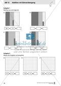Kopiervorlagen mit praktischen Aufgaben zur Addition Preview 7