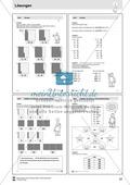 Kopiervorlagen mit praktischen Aufgaben zur Addition Preview 9