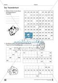 Übungen für den Zahlenraum bis 1000: Arbeitsblätter Thumbnail 10