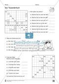 Übungen für den Zahlenraum bis 1000: Arbeitsblätter Thumbnail 11