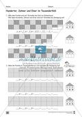 Übungen für den Zahlenraum bis 1000: Arbeitsblätter Thumbnail 12