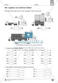 Übungen für den Zahlenraum bis 1000: Arbeitsblätter Thumbnail 23